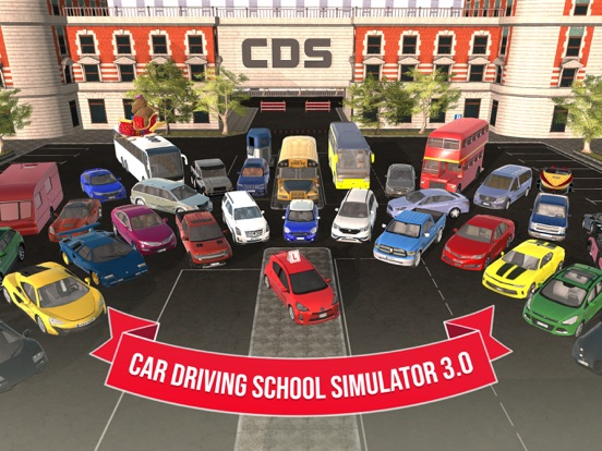 Car Driving School Simulatorのおすすめ画像2