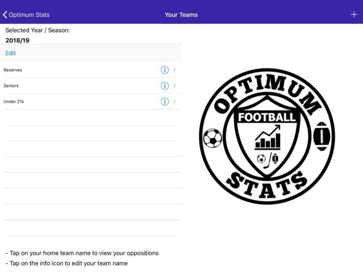 Football Statistics screenshot-4