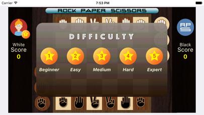 Screenshot for Rock Paper Scissors Strategic in Kazakhstan App Store