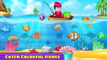 Fisher Man Fishing Game screenshot 2