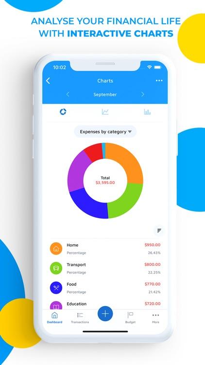 Mobills - Budget Planner screenshot-7