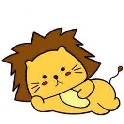 Singa Polah Stickers Pack 2