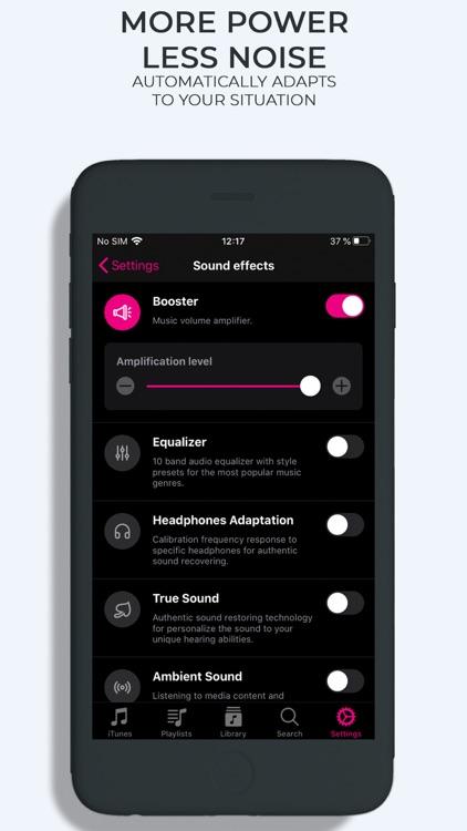 BASS BOOSTER,SOUND BOOSTER,AMP screenshot-3
