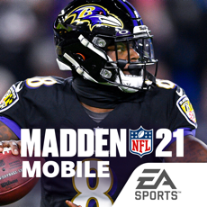‎Madden NFL 21 Mobile Football