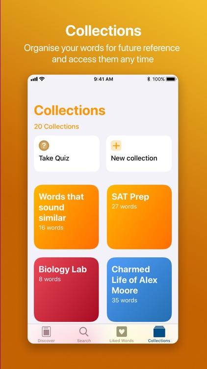LookUp: English dictionary screenshot-3