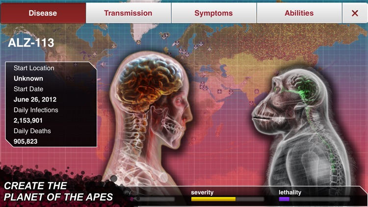 Plague Inc. screenshot-5