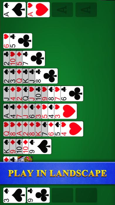 Freecell Solitaire - Card GameScreenshot von 3
