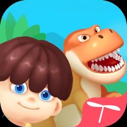 恐龙星球-童年双语百科