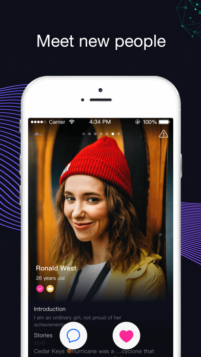 messages.download Torch-Meet new people software