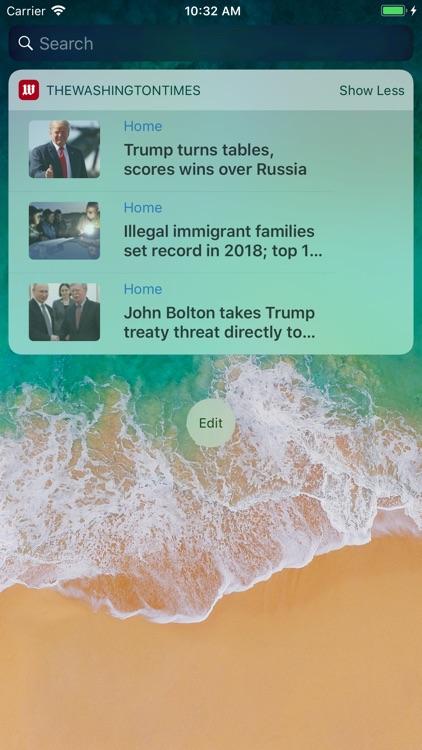 The Washington Times screenshot-5