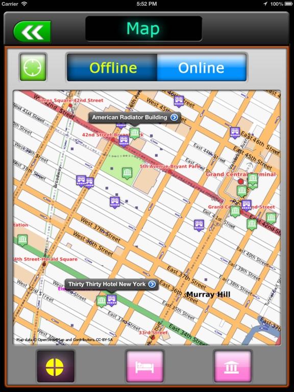 New York Offline Travel Guideのおすすめ画像3