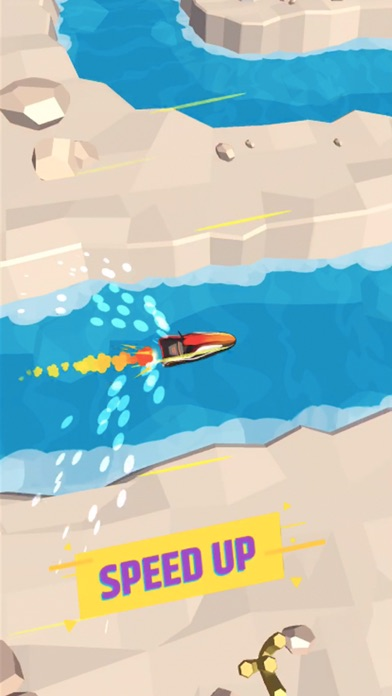 Splash Drift 3D screenshot 2
