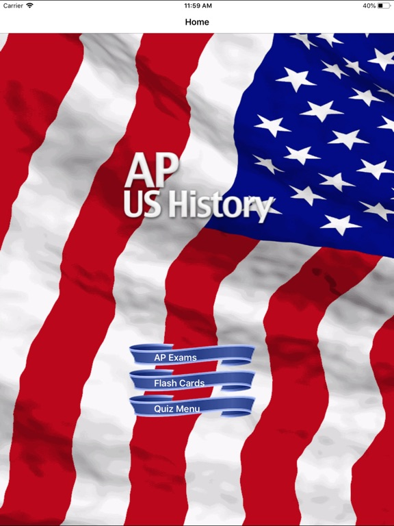 AP US History Buddy 2019 Screenshots