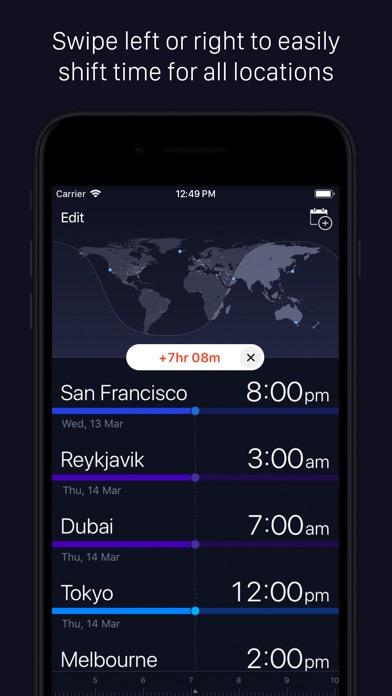 Tmzn - Timezone Converter app image