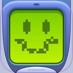 Retro Widget 2