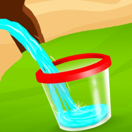 Fill The Cups - Puzzle Game