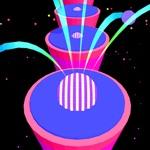 Jump Ball Hop - Stack Color 3D