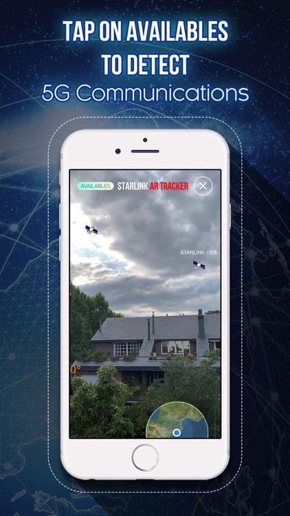 Starlink Satellite AR Tracker screenshot-3