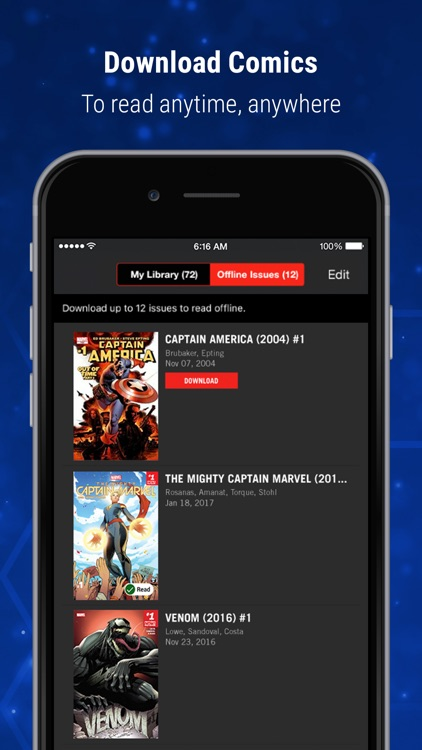 Marvel Unlimited screenshot-3