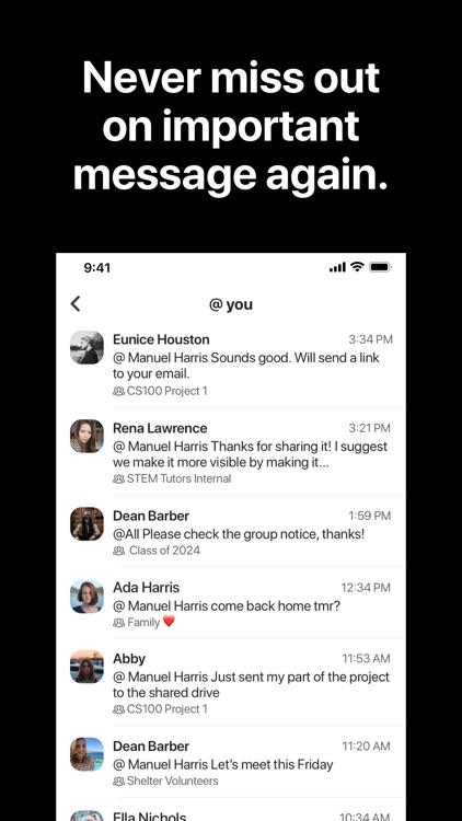 LoopChat - School Chats+Social screenshot-3