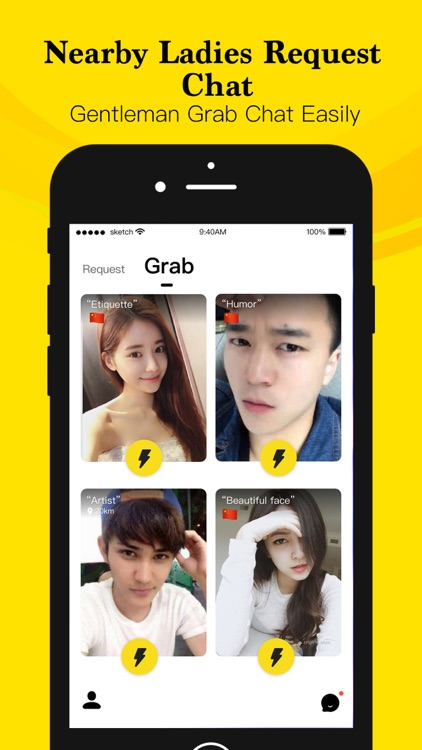 WhenChat-Video chat nearby