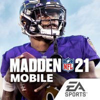Madden NFL 21 Mobile Football - Electronic Arts Cover Art