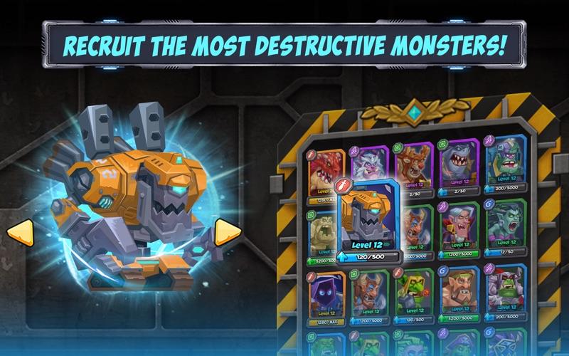 Tactical Monsters - Screenshot 2