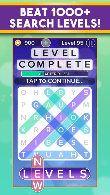 Word Search Addict: Word Games screenshot-0