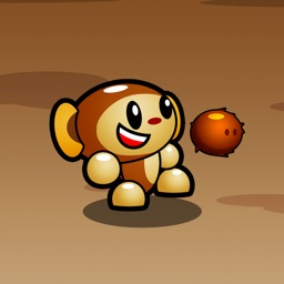 Super Monkey Juggling - Flappy Balls Juggling