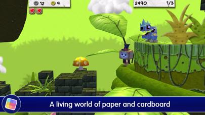 Paper Monsters - GameClubのおすすめ画像1