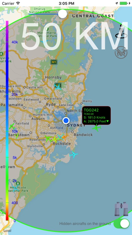 ADSB Radar screenshot-1