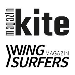 Kite / Wing Surfers Magazin
