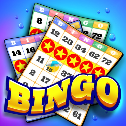 Paradise Blitz: Bingo Party icon