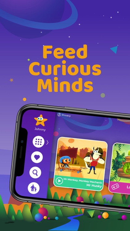 Curious World: Games for Kids screenshot-0