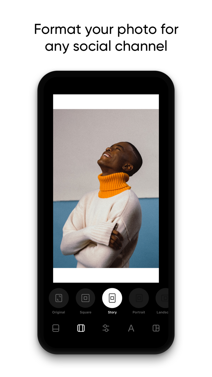 Instasize Photo Editor Screenshot