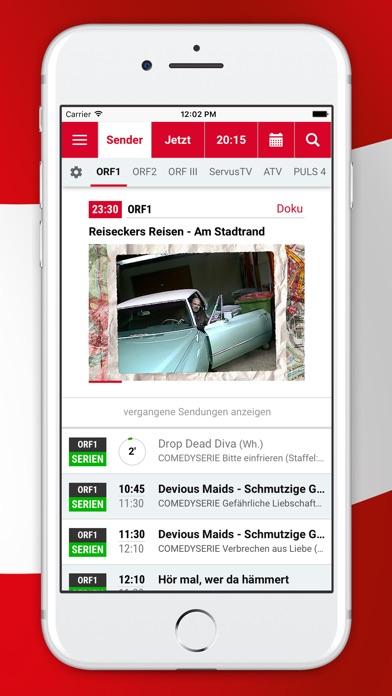 Tvheute Tv Programm österreich App Price Drops