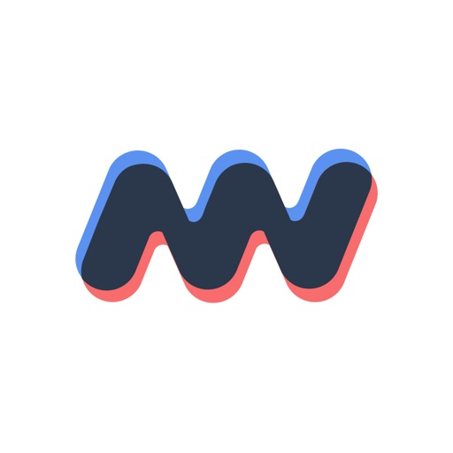 Moodwave - Support Network icon