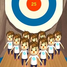Human Bowling 3D
