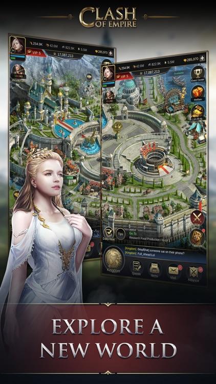 Clash of Empire: Global War screenshot-6
