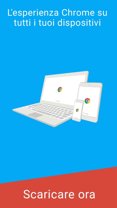 Screenshot for Chrome - Browser web di Google in Italy App Store