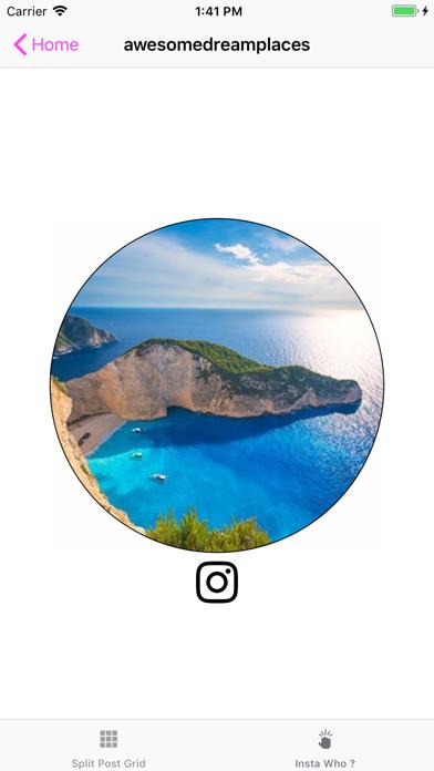 Grid Splitter Instagram