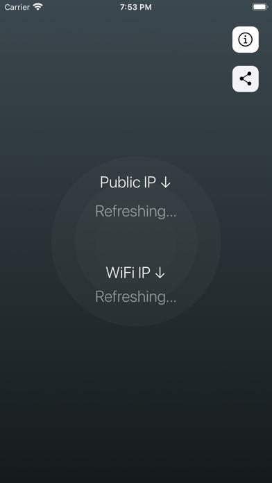 Find Ip Public Wifi review screenshots