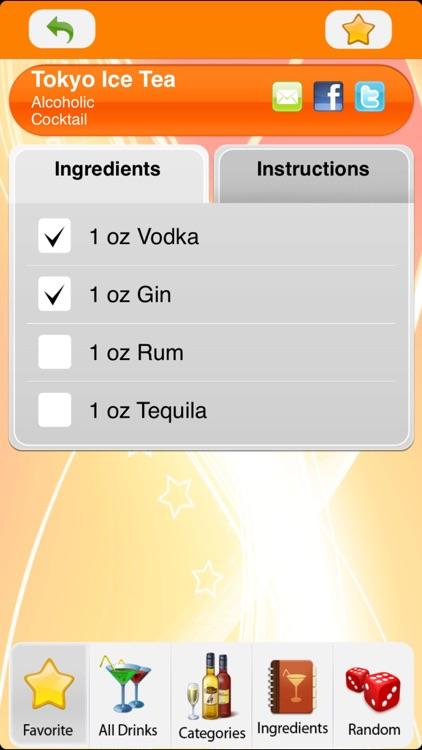 8,500+ Drink Recipes screenshot-5