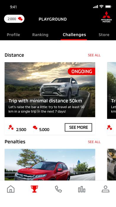 Mitsubishi Motors SenseCaptura de pantalla de2