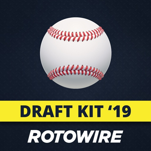 Fantasy Baseball Draft Kit '19 app for ipad