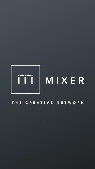 Mixer — The Creative Network