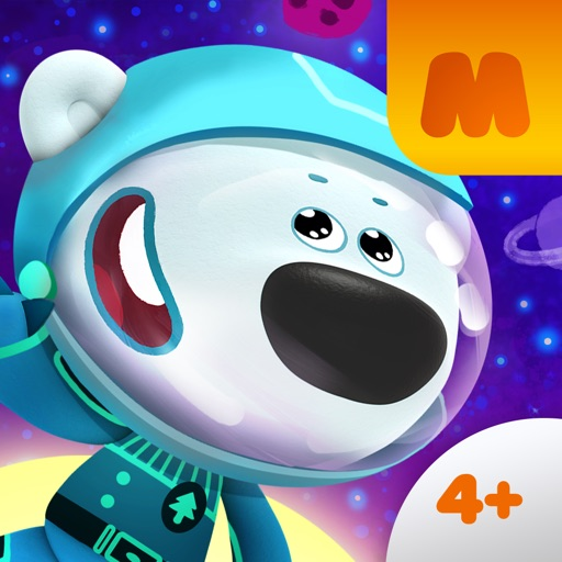 Be-be-bears in space iOS App
