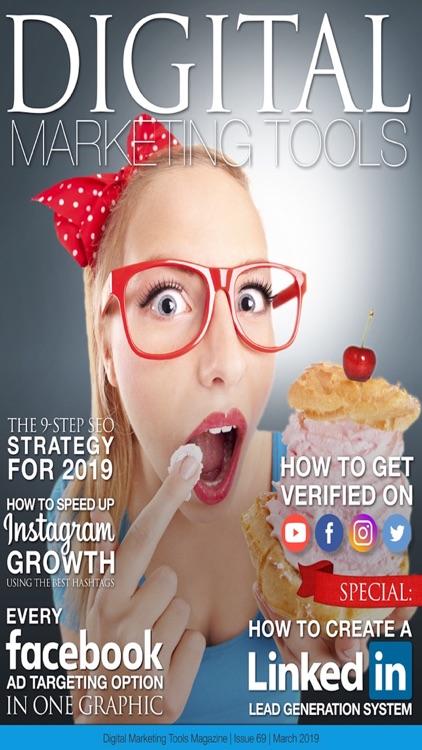 Digital Marketing Tools screenshot-3