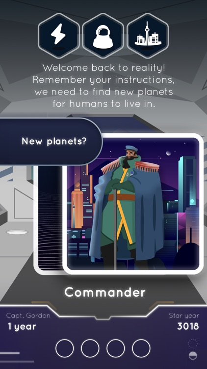 Final Frontier: A New Journey screenshot-3