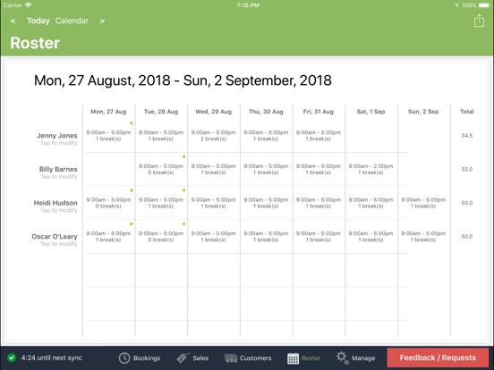 Ovatu Manager screenshot